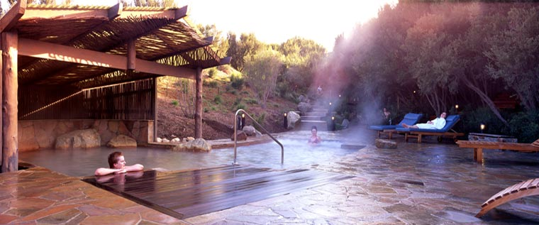 Peninsula Hot Springs Pool